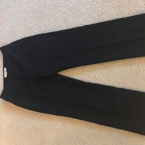 Jones Studio Black Lined Dress Pants Size 4P